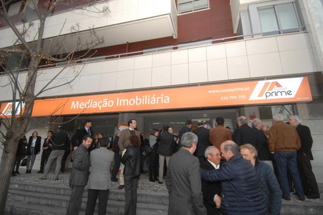 Imobiliária Casas Prime foi inaugurada em Coimbra