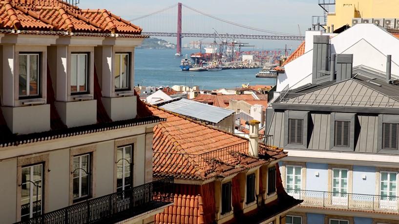 Procura internacional de casas em Portugal disparou 400% no primeiro trimestre